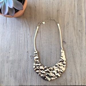 Jewelry - Saks off 5th Gold plate necklace